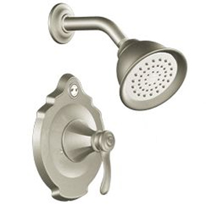 Moen T2502BN Vestige Single Handle Posi-Temp(R) Shower Trim Brushed Nickel