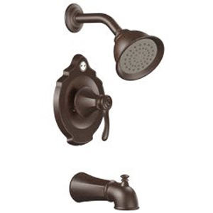 Moen T2503ORB Vestige Single Handle Posi-Temp(R) Tub/Shower Trim Oil Rubbed Bronze