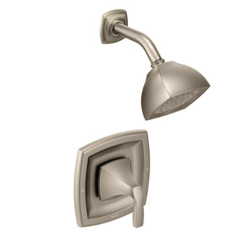 Moen T2692BN Voss Posi Temp Shower Trim Only - Brushed Nickel