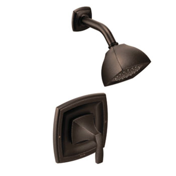 Moen T2692ORB Voss Posi Temp Shower Trim Only - Oil Rubbed Bronze