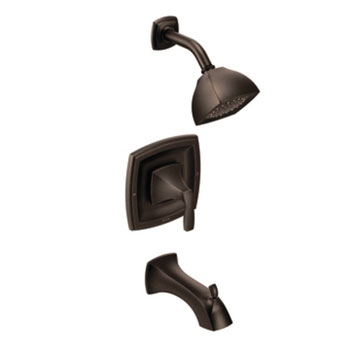 Moen T2693EPORB Voss Posi Temp Eco Performance Tub & Shower Trim - Oil Rubbed Bronze