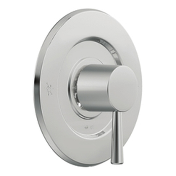 Moen T2701 Level Posi-Temp(R) Single Handle Tub/Shower Valve Trim Chrome