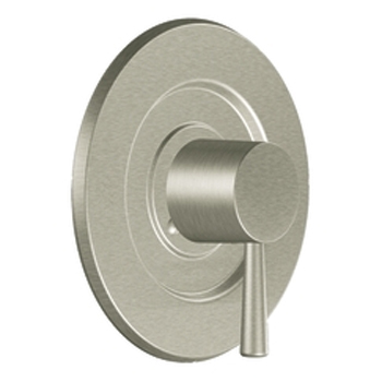 Moen T2701BN Level Posi-Temp(R) Single Handle Tub/Shower Valve Trim Brushed Nickel