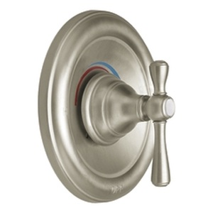 Moen T3111BN Kingsley Moentrol(R) Single Handle Tub/Shower Valve Trim - Brushed Nickel