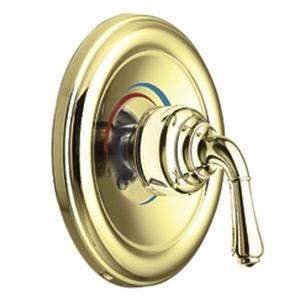 moen t3132p monticello moentrol single handle tubshower valve trim polished brass