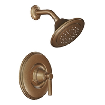 Moen TS3212AZ Rothbury Moentrol(R) Single Handle Shower Trim Antique Bronze