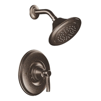 Moen T3212ORB Rothbury Moentrol(R) Single Handle Shower Trim Oil Rubbed Bronze