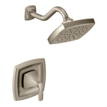 Moen T3692BN Voss Moentrol Shower Trim Only - Brushed Nickel