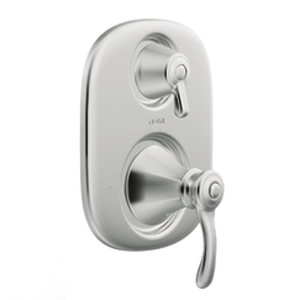Moen T4113 Vestige Moentrol with Transfer Valve Trim - Chrome