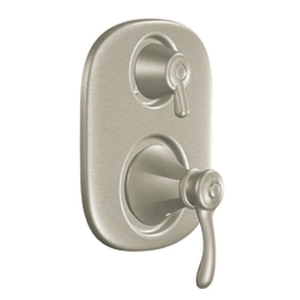 Moen T4113BN Vestige Moentrol with Transfer Valve Trim - Brushed Nickel