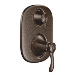 Moen T4113ORB Vestige Moentrol with Transfer Valve Trim - Oil Rubbed Bronze