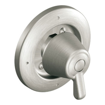 Moen T4171BN Transfer Tub/Shower Valve Trim Only - Brushed Nickel