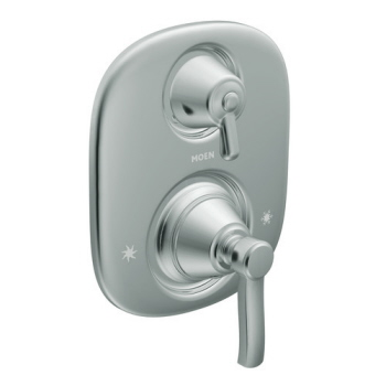 Moen TS4211 Rothbury Moentrol(R) Shower Valve with Three Function Transfer Valve Trim Chrome