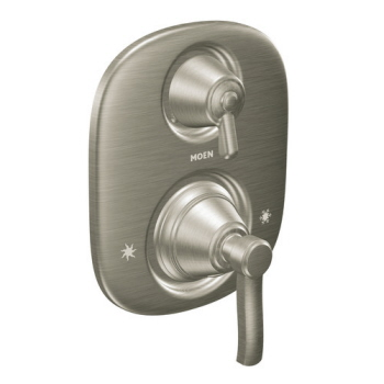 Moen TS4211BN Rothbury Moentrol(R) Shower Valve with Three Function Transfer Valve Trim Brushed Nickel