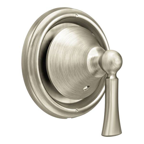 Moen T4511BN Wynford Transfer Valve Trim - Brushed Nickel