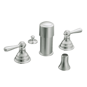 Moen T5210 Kingsley Bidet Faucet Trim Chrome