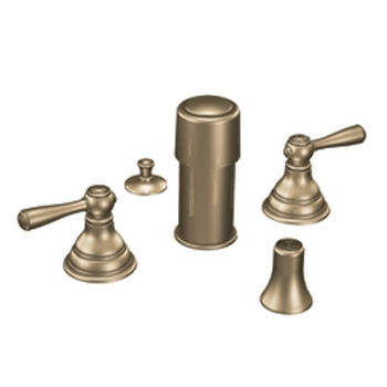 Moen T5210AZ Kingsley Bidet Faucet Trim Antique Bronze