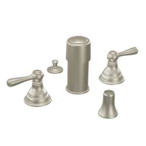 Moen T5210BN Kingsley Bidet Faucet Trim Brushed Nickel