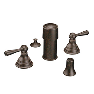 Moen T5210ORB Kingsley Bidet Faucet Trim Oil Rubbed Bronze
