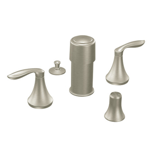 Moen T5220BN Eva Bidet Faucet Trim Brushed Nickel
