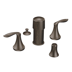 Moen T5220ORB Eva Bidet Faucet Trim Oil Rubbed Bronze
