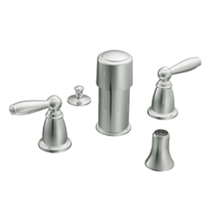 Moen T5225 Brantford Bidet Faucet Trim Chrome