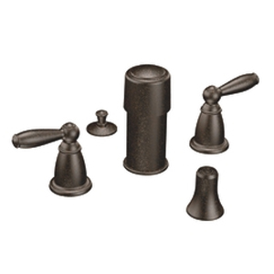 Moen T5225ORB Brantford Bidet Faucet Trim Oil Rubbed Bronze