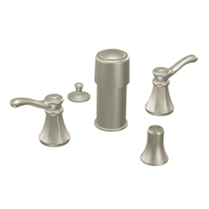Moen T5250BN Vestige Bidet Faucet Trim Brushed Nickel