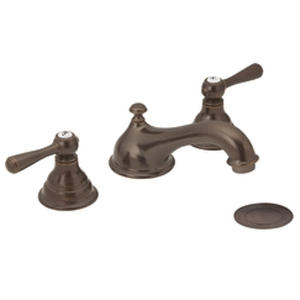 Moen T6105ORB Kingsley Two-Handle Widespread Lavatory Faucet Trim Oil Rubbed Bronze
