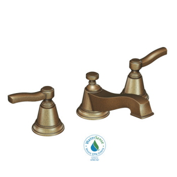 Moen TS6205AZ Rothbury Widespread Lavatory Faucet Trim Antique Bronze