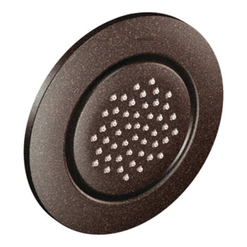 Moen TS1322ORB Round Single Function Body Spray Trim - Oil Rubbed Bronze