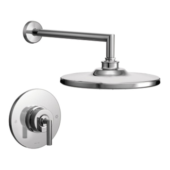 Moen TS22002EP Arris Single Handle Eco Performance Posi-Temp Shower Only - Chrome