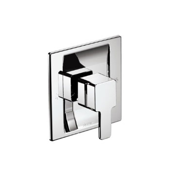 Moen TS2711 90 Degree Single Handle Valve Trim Only - Chrome