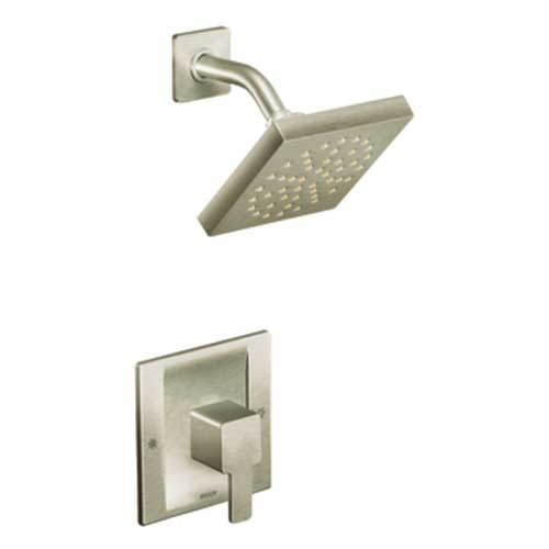 Moen TS2712EPBN 90 Degree PosiTemp Eco Performance Shower Trim Only - Brushed Nickel