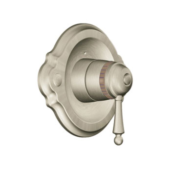 Moen TS3110BN Waterhill ExactTemp Shower Valve Trim Only - Brushed Nickel