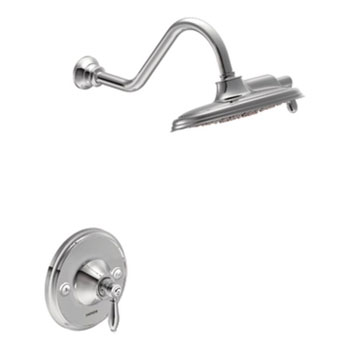 Moen TS32102EP Weymouth Posi-Temp Shower Only - Chrome