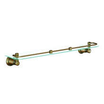 Moen YB8290AZ Rothbury Glass Shelf Antique Bronze