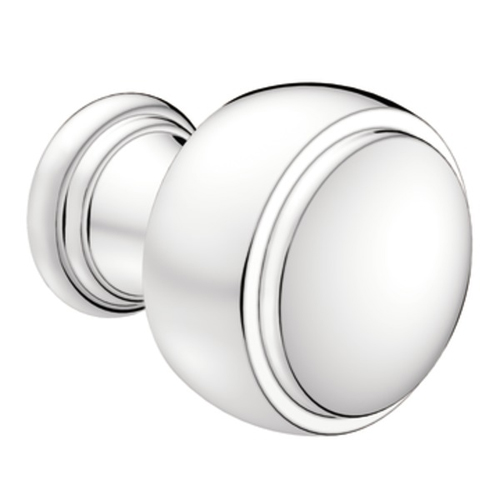 Moen YB8405CH Weymouth Drawer Knob - Chrome