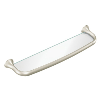 Moen YB9290BN Fina Vanity Shelf - Brushed Nickel