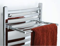 Mr. Steam TBRACK-CUPC Triple Bar Towel Rack - Polished Chrome