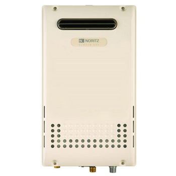 Noritz NR98-OD 199,000 BTU Outdoor Tankless Natural Gas Water Heater