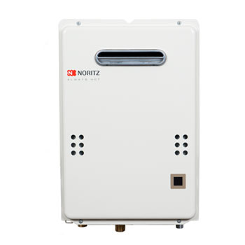 Noritz NR662-OD-NG Outdoor Natural Gas Residential Tankless Water Heater