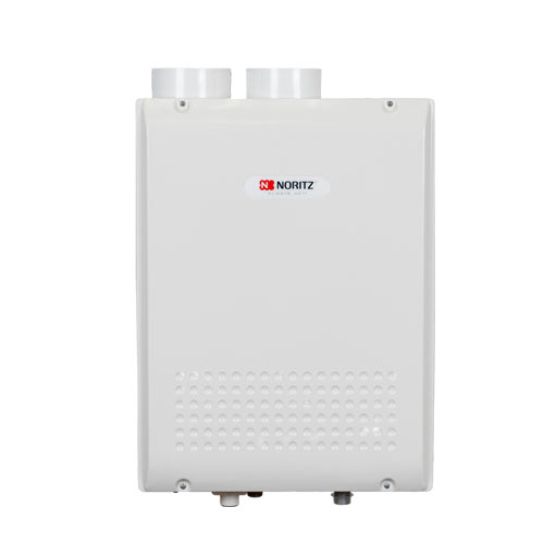 Noritz NRC111-DV-NG Indoor Direct Vent Natural Gas Residential Tankless Water Heater