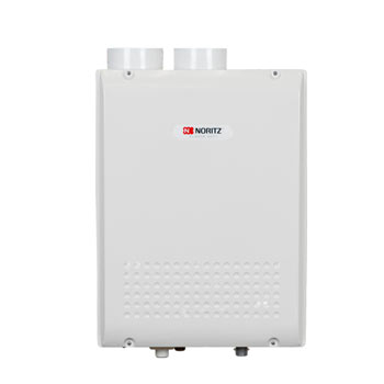 Noritz NRC1111-DV-NG Indoor Direct Vent Natural Gas Residential Tankless Water Heater