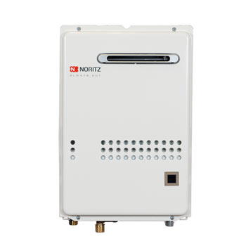 Noritz NRC661-OD-NG Outdoor Natural Gas Residential Tankless Water Heater