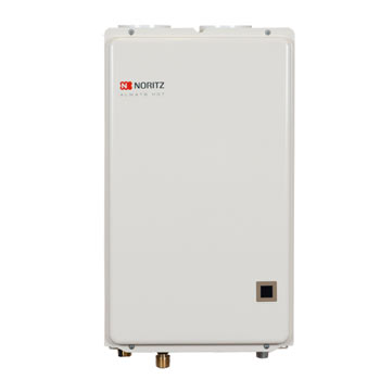 Noritz NRC711-DV-NG Indoor Direct Vent Natural Gas Residential Tankless Water Heater