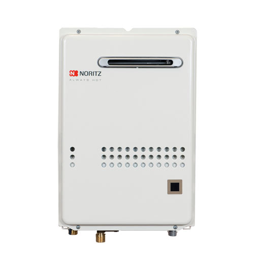 Noritz NRC711-OD-NG Outdoor Natural Gas Residential Tankless Water Heater