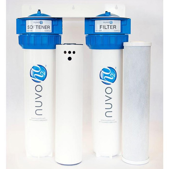 Nuvo H2o Dpncb Complete Salt Free Water Softener System