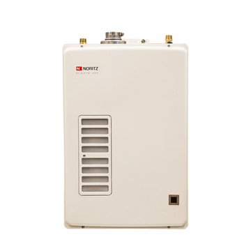 Noritz EZTR40-NG 6.6 GPM Natural Gas Residential 40 Gallon Tankless Water Heater