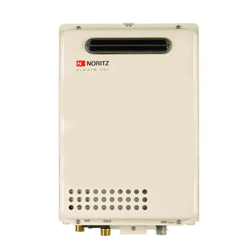 Noritz NR66-OD-NG Outdoor Natural Gas Residential Tankless Water Heater (N-531S)